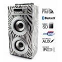 ALTAVOZ BLUETOOTH ,RADIO FM ,SD,USB